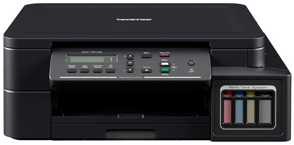 Brother InkBenefit Plus DCP-T510W (черный)
